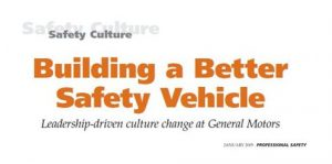 Improving your Safety Culture